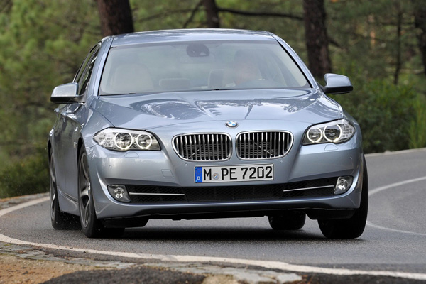 В США BMW ActiveHybrid 5 оценили в 61 845 $